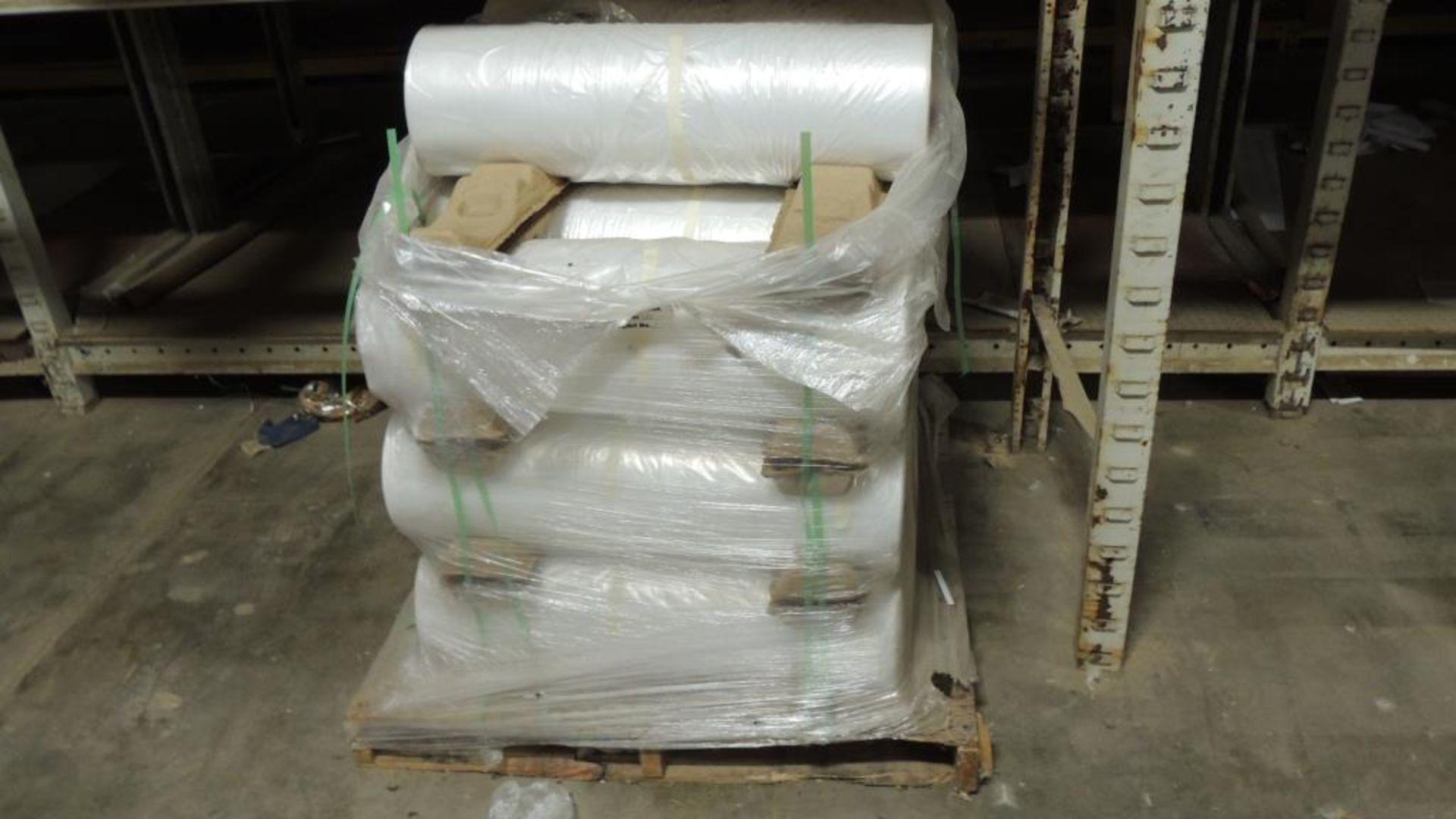 Lot 2563 - Plastic Sheeting