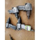 Pneumatic Impact Wrenches