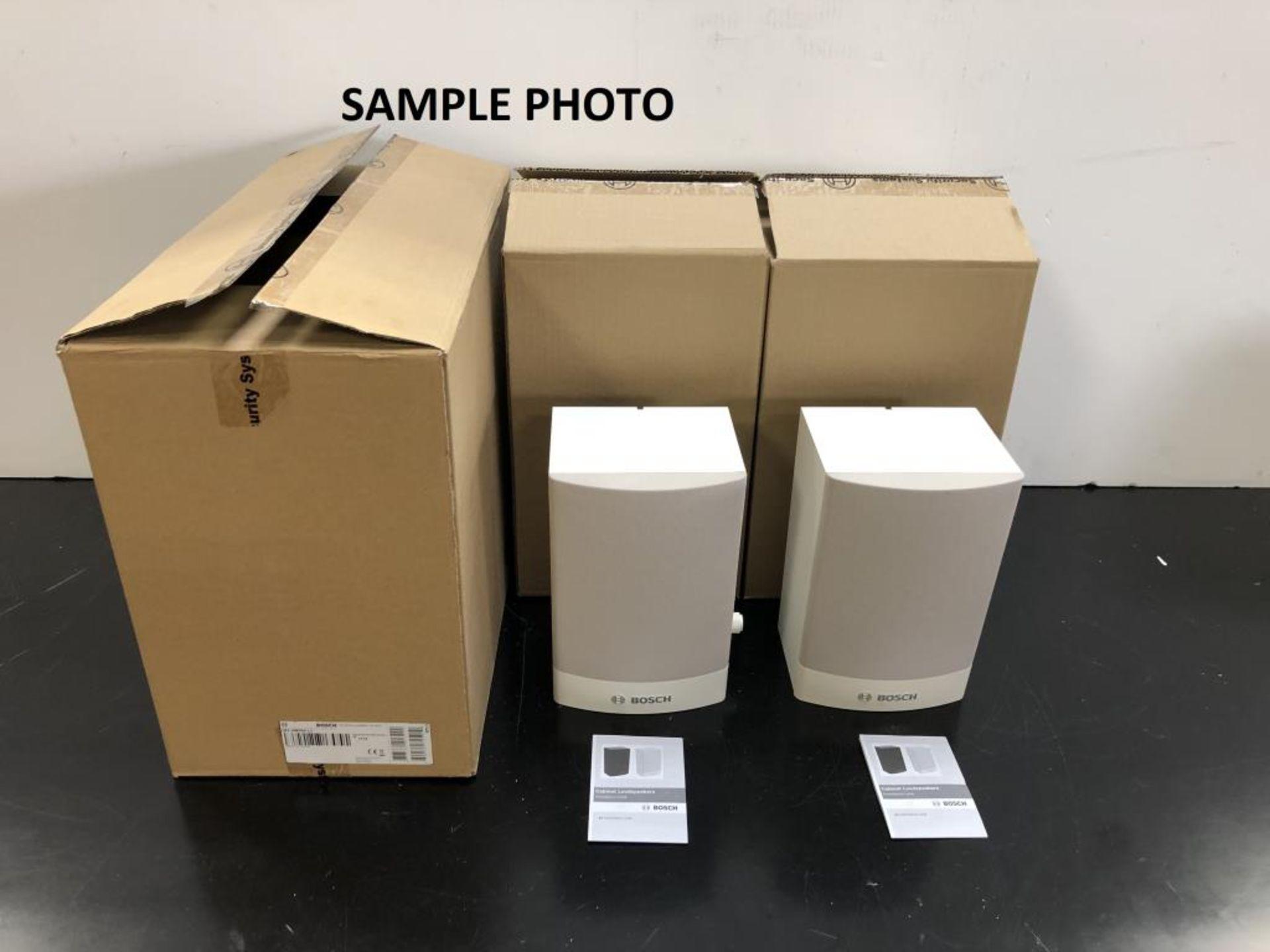 Lot 111 - Cabinet Loudspeakers