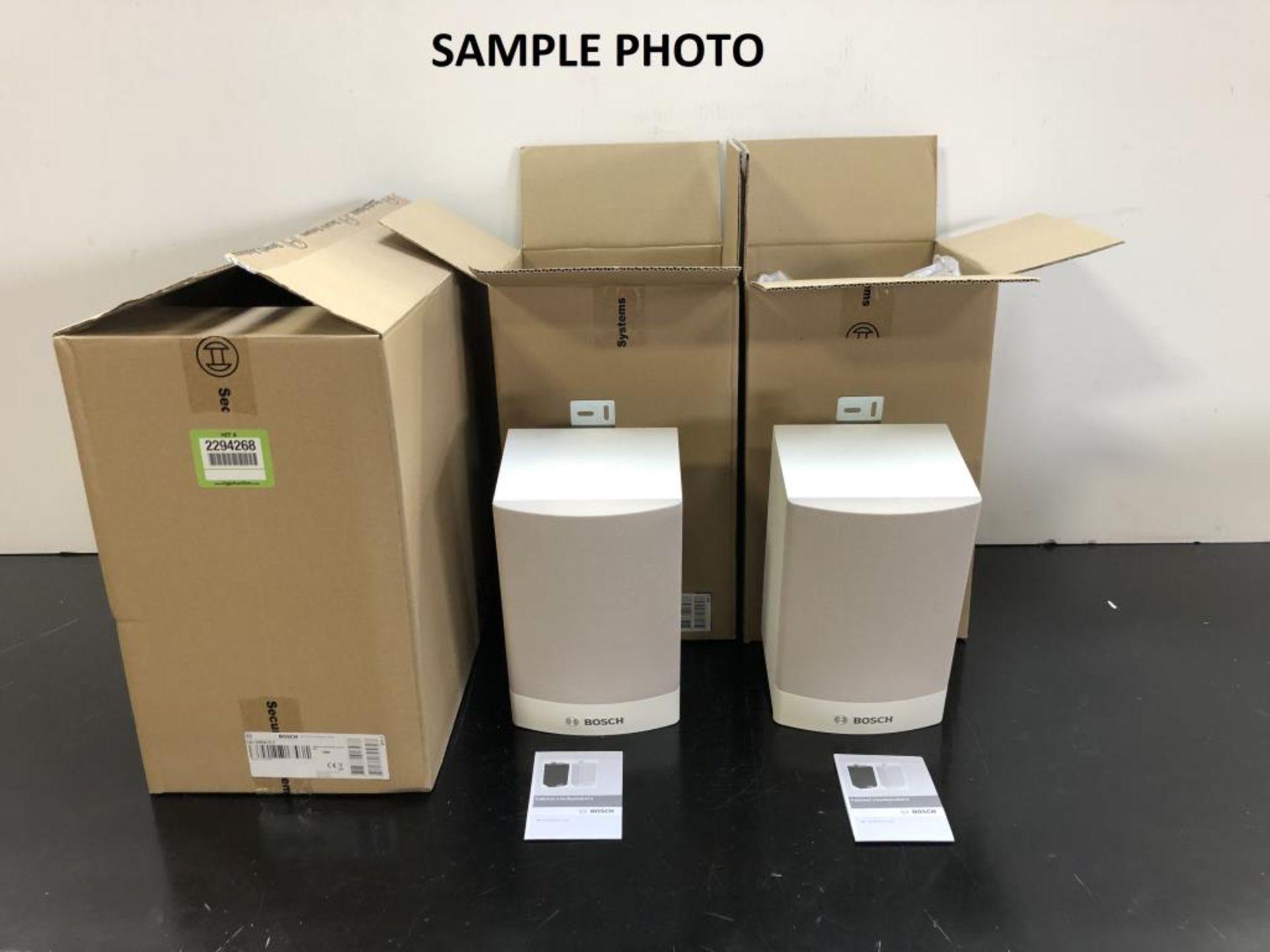 Lot 100 - Cabinet Loudspeakers