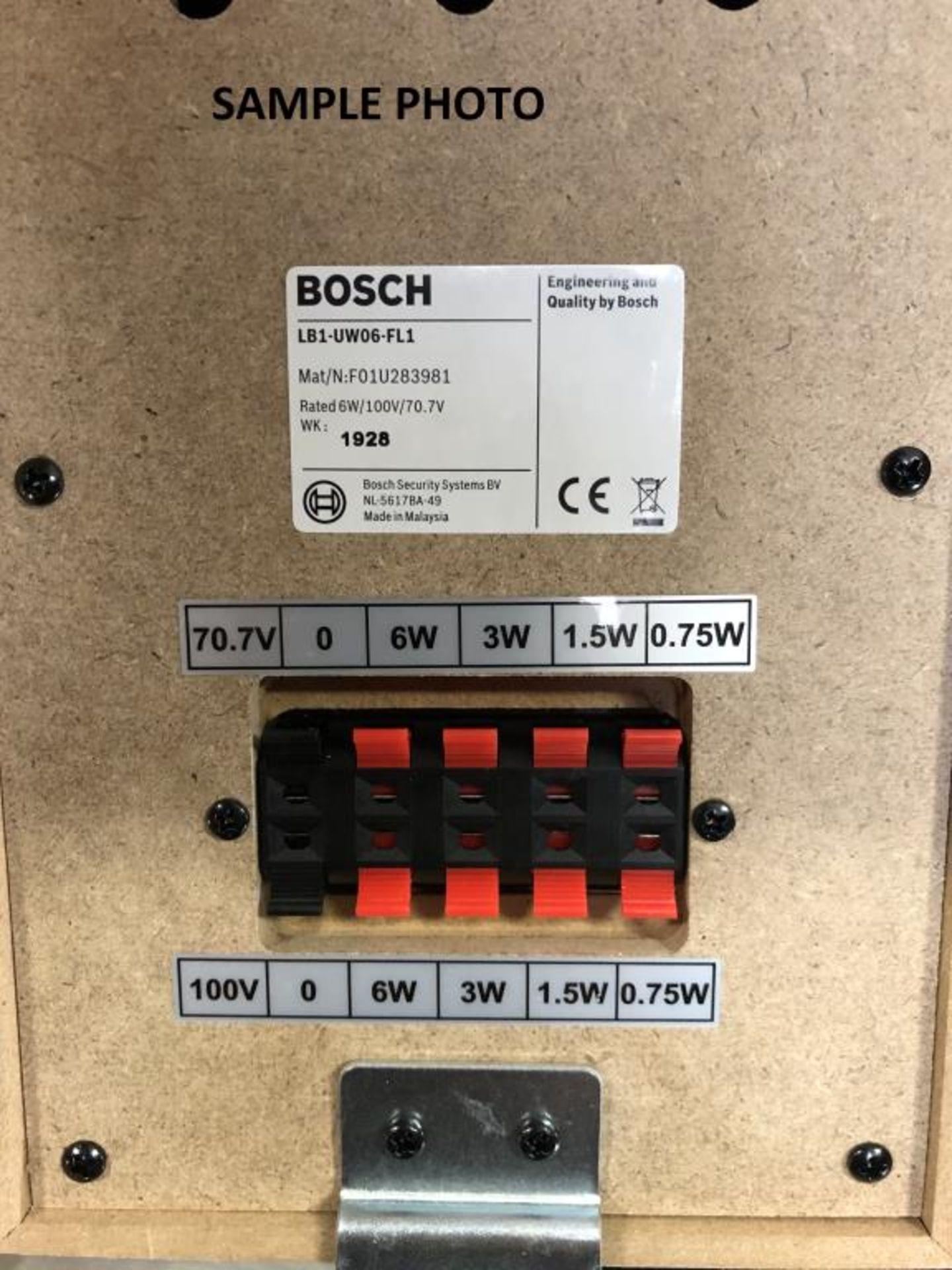 Lot 105 - Cabinet Loudspeakers