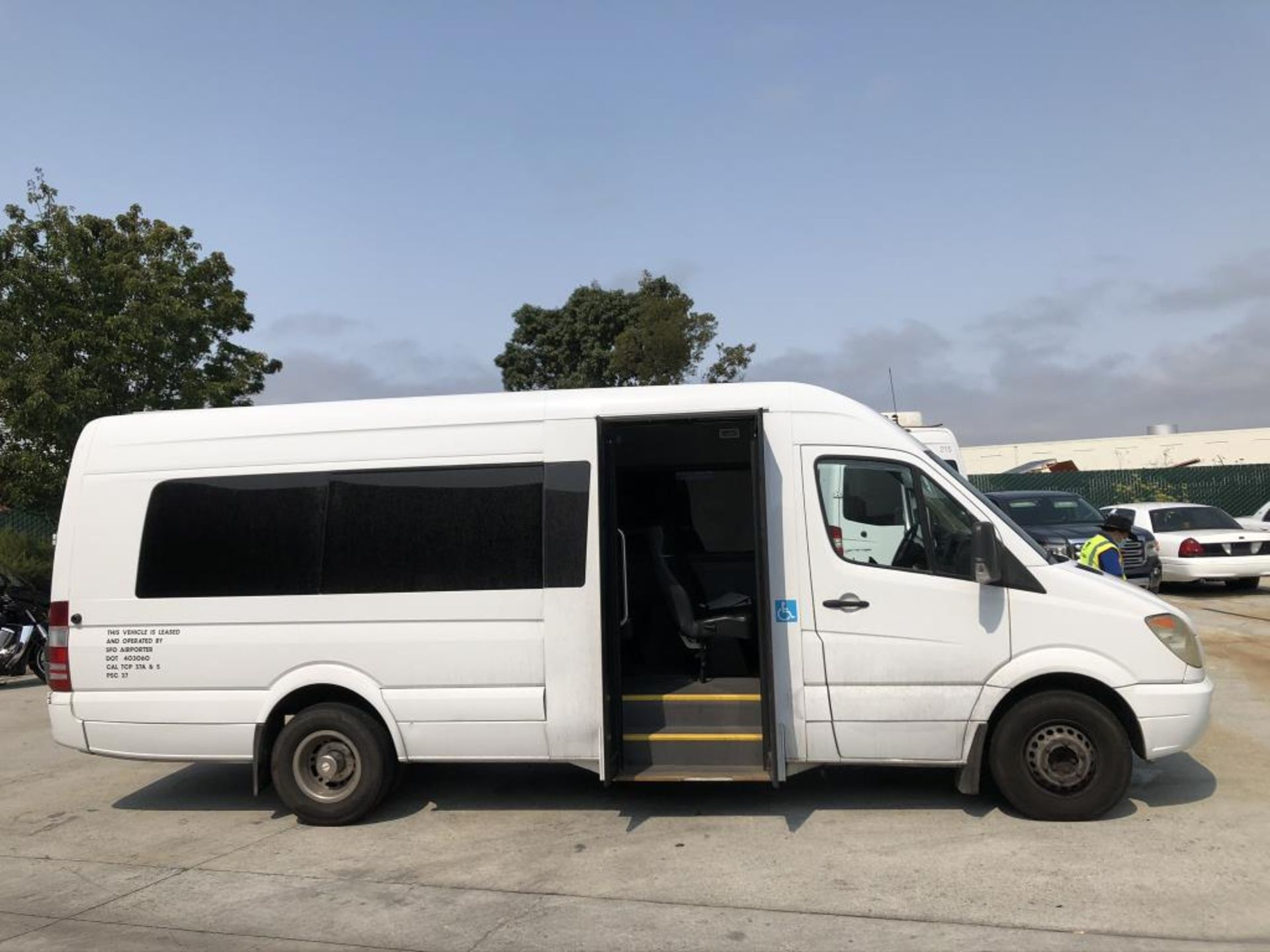 Lot 101 - Sprinter Van