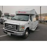 FORD E450 Turtle Top Shuttle Bus