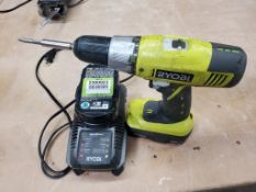 Cordless Drill with Charger