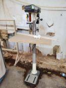 Floor Model Oscillating Drill Press