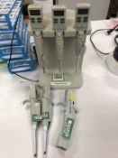Automatic Pipettes