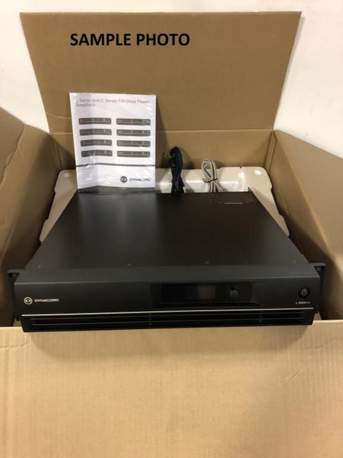 DSP Power Amplifier