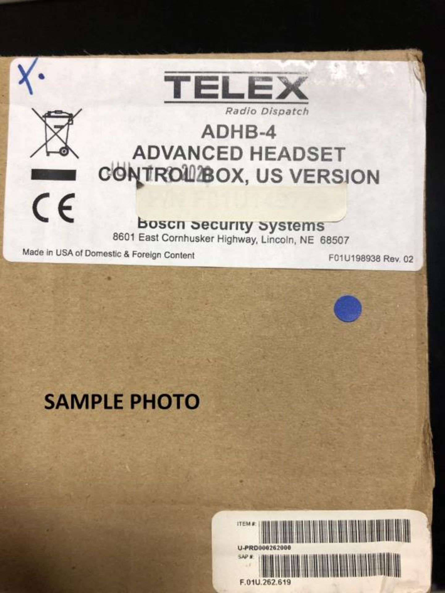 Advanced Headset Control Box - Image 3 of 4