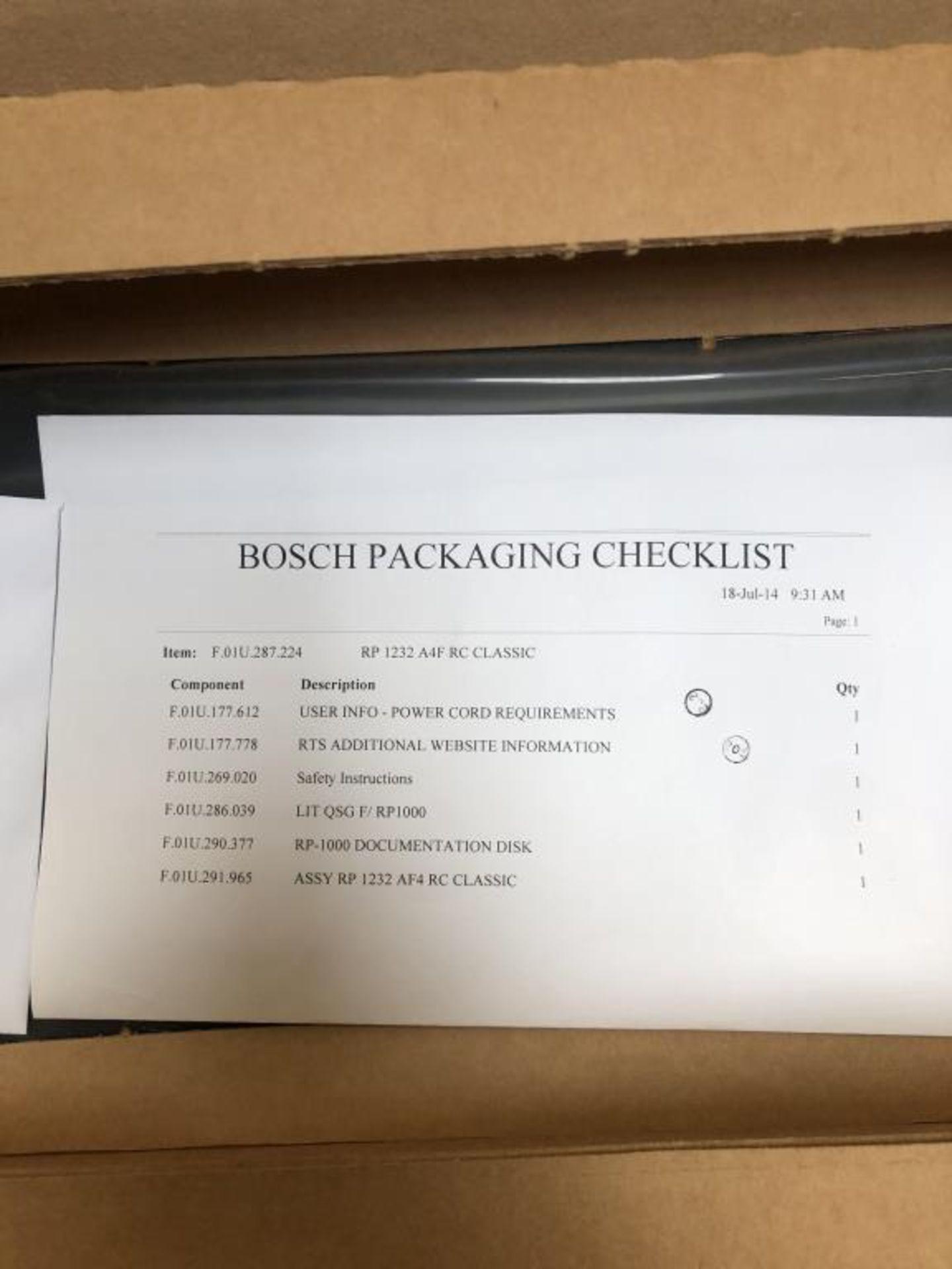 RP-1000 Series Keypanel - Image 8 of 11