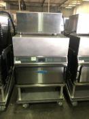 TurboChef High h Batch 2 Pizza Oven w/ Hatco