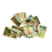 COLLECTION OF ASSORTED VINTAGE POSTCARDS