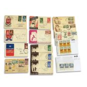 COLLECTION NEW ZEALAND FIRST DAY COVERS