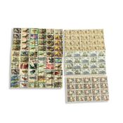 COLLECTION OF ASSORTED JAPANESE STAMPS