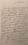 CHARLES-MAURICE DE TALLEYRAND. 1754-1838. Former bishop of Autun, statesman, [...]