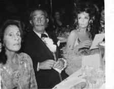 SALVADOR DALI. 1904-1989. Photograph Salvador Dalí with Gala and Ludmila Tcherina - [...]