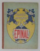 Pellerin & Cie Images amusantes d'Epinal - 46 stencil watercolour humoristic [...]