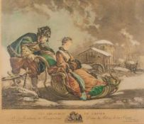 François Boucher (1703-1770) Madame de Pompadour - Les amusements de [...]