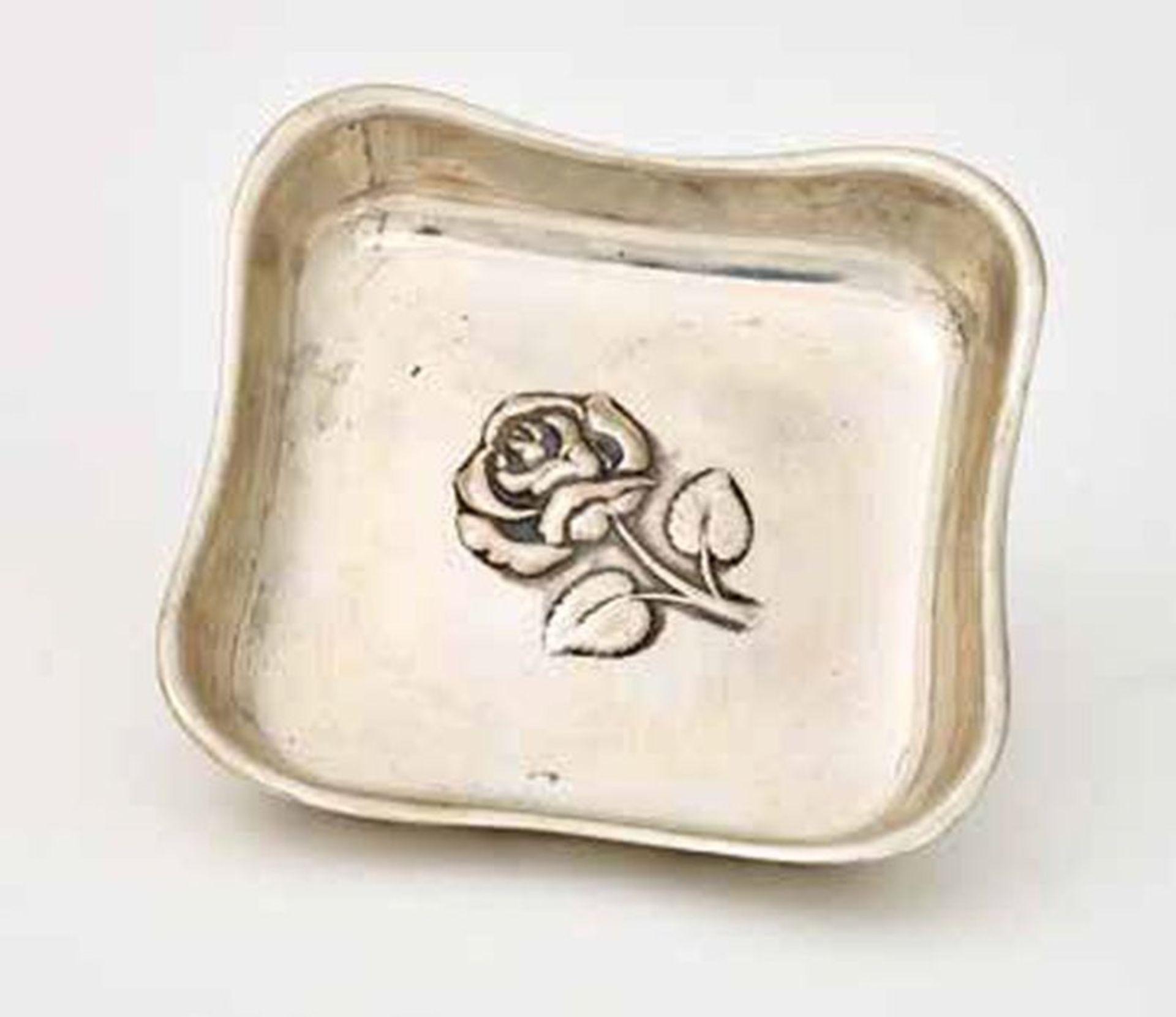Austrian plate, Vienna silversmith Alexander Sturm, - beginning of the XXth [...]