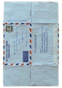 "BORN MAX ( 1882-1970) - Handwritten letter. Autograph letter signed ""M. Born"" to [...]"