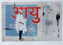 Pakpoom SILAPHAN (British artist, born Thailand 1972)