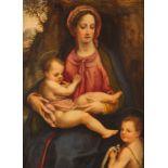 PIER FRANCESCO (DI JACOPO) FOSCHI (AUCH TOSCHI) (ATTR.)02. November 1502 Florenz - 17. September