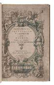 BOXHORN, Marcus Zuerius (1612-1653). Monumenta Illustrium Virorum et Elogia. Amsterdam: Joannem Jans