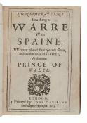 BACON, Francis, Sir (1561-1626). Certaine Miscellany Works. London: John Haviland for Humphrey Robin