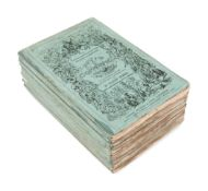 DICKENS, Charles (1812-1870). The Personal History...of David Copperfield. London: Bradbury and Evan
