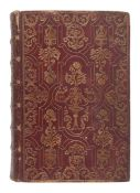 BIBLE, in German. Biblia, Das ist: Die gantze Heilige Schrift altes und neues Testaments verteutsche