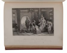 [CHINA -- TRAVEL & EXPLORATION]. ALLOM, Thomas (1804-1872), illustrator. -- WRIGHT, George Newenham