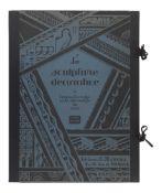 [ARCHITECTURE & DESIGN]. RAPIN, Henri (1873-1939). La Sculpture Decorative Moderne, Series I-III. Pa