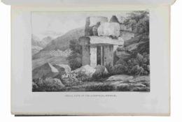 DODWELL, Edward (1767-1832). Views and Descriptions of Cyclopian, or, Pelasgic Remains, in Greece an