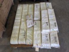 Pallet of Dr. M 2.13m Filter Clothes