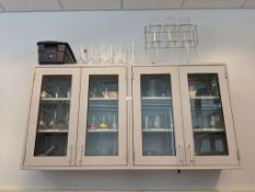Lot of Assorted Lab Glassware