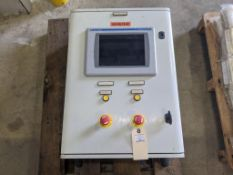 Legrand Poly Control Panel with Allen-Bradley PanelView Plus 1000 PLC Controller