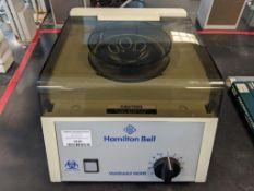 Hamilton Bell Model VanGuard V6500 Centrifuge