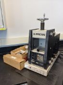 Spex Model 3630 X-Press 35-Ton Laboratory Pellet Press