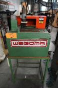 Wegoma Profile End Milling Machine