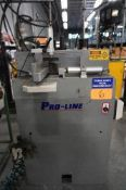 Pro-Line Semi - Automatic Milling Machine & Notching