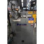 Pro-Line Semi - Automatic Milling Machine & Notching