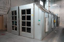 Custom Arsenol Powder Paint Booth