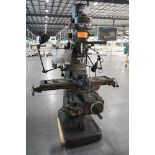SuperMax Vertical Milling Machine