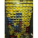 Heavy Duty Storage Cabinet Plus Contents