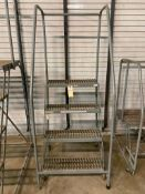 Cotterman 4-Step Portable Staircase