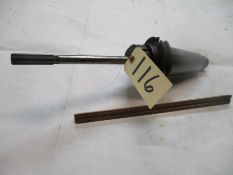 Taper 50 Collet Holder with Reamer