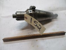 Taper 50 Solid Holder with Small Arbor