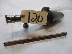 Taper 50 with Arbor, Special Insert Cutter