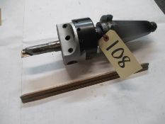 Taper 50 with Boring Head and Boring Bar