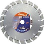 30 x 115mm Norton Classic Cutting Disc Diamond, Duo Extreme Blade 80m/s