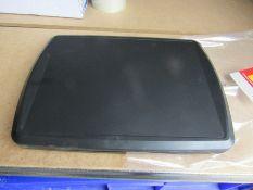 100 x Hand Held Instrument Case Enclosure, ABS, Black, 322 x 232 x 30mm - 7743760